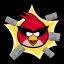 Stonecutter in Angry Birds Space