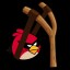 Bird Launcher in Angry Birds Space