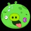 The Big Burp in Angry Birds Space