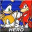 HERO! in Sonic Adventure 2