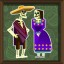 Why all the long faces? in Guacamelee! Gold Edition