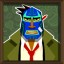 Gumshoe in Guacamelee! Gold Edition