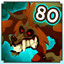 Boowerewolf Slayer in WAKFU