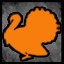 Six-foot Turkey in Primal Carnage Beta