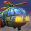 Louie Copter in Fieldrunners 2