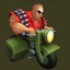 Dirty Hog in Fieldrunners 2