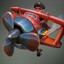 Red Baron in Fieldrunners 2