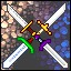 Swiss Army Sword in Defender's Quest: Valley of the Forgotten