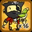 Yarrr, matey! in Scribblenauts Unlimited