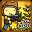 Tony and the Outlaw in Scribblenauts Unlimited