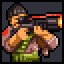 Blastfighter in Mercenary Kings