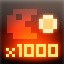1000 dots in Ultratron