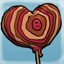 Lollipop or love? in Chaos on Deponia