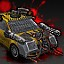 Pimp Car in Zombie Driver HD