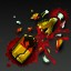 Naughty, naughty in Zombie Driver HD