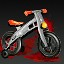 Faster than a bike in Zombie Driver HD