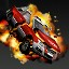 Don't you ever scratch my paint again! in Zombie Driver HD