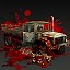 I don't need any weapons to kill in Zombie Driver HD