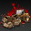Demolition company in Zombie Driver HD