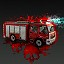 It's not a weapon in Zombie Driver HD