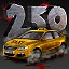 Taxi driver in Zombie Driver HD