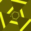 Triangle in Super Hexagon