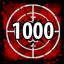 Hunter 1 000 in Dead Island: Epidemic