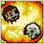 Chunks of zombies everywhere! in Dead Pixels