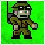 The Sergeant. in Dead Pixels