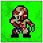 The Fiend. in Dead Pixels