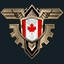 Canadian handshake in Iron Sky: Invasion