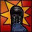 Duke's Mighty Foot in Duke Nukem 3D: Megaton Edition