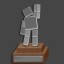 SOLE SURVIVOR in Cubemen 2