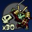 Epic Win in Skulls of the Shogun