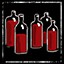 Bottles of Blood in Sniper Elite: Zombie Army
