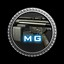 MG Combat Badge 1 in Soldier Front 2