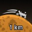 Martian Sprint in Take On Mars