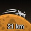 Martian Half-Marathon in Take On Mars