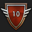 Renowned Pilot. Bronze badge in Rise of Flight United