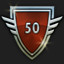 Renowned Pilot. Silver badge in Rise of Flight United