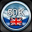 50,000 Squadron points - British in Sid Meier's Ace Patrol