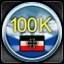 100,000 Squadron points - German in Sid Meier's Ace Patrol