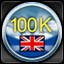 100,000 Squadron points - British in Sid Meier's Ace Patrol