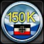 150,000 Squadron points - German in Sid Meier's Ace Patrol