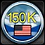 150,000 Squadron points - American in Sid Meier's Ace Patrol
