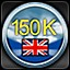 150,000 Squadron points - British in Sid Meier's Ace Patrol