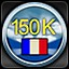 150,000 Squadron points - French in Sid Meier's Ace Patrol