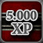 5.000 XP in Men of War: Assault Squad 2
