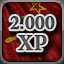 2.000 XP in Men of War: Assault Squad 2