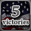 5 Victories in Men of War: Assault Squad 2